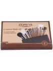 Профессиональный набор кистей Zoreya 15 шт.