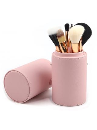 Набор профессиональных кистей для макияжа 12 шт.