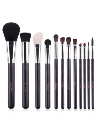 Профессиональный набор  кистей для макияжа 12 шт.
