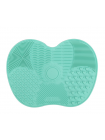 Силиконовый коврик для мытья кистей