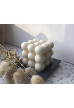 Свеча Воздушный куб